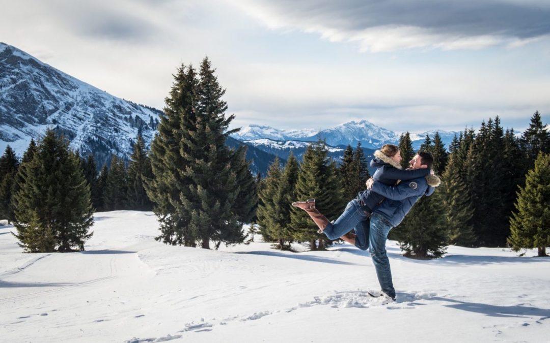 10 raisons pourquoi vous devriez vous marier en hiver