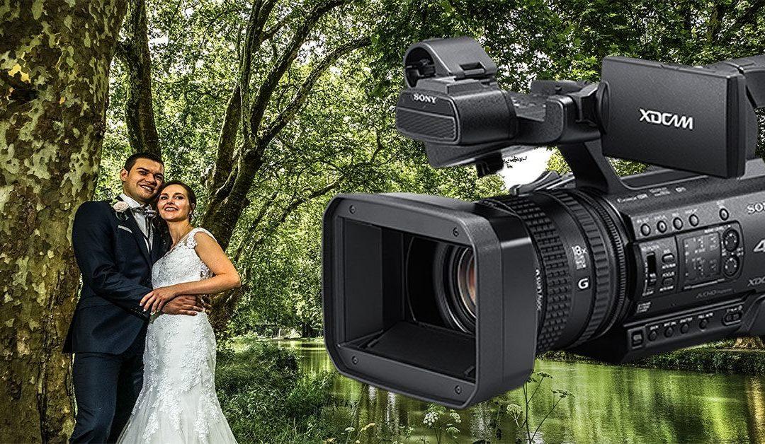 5 raisons de faire une vidéo de votre mariage