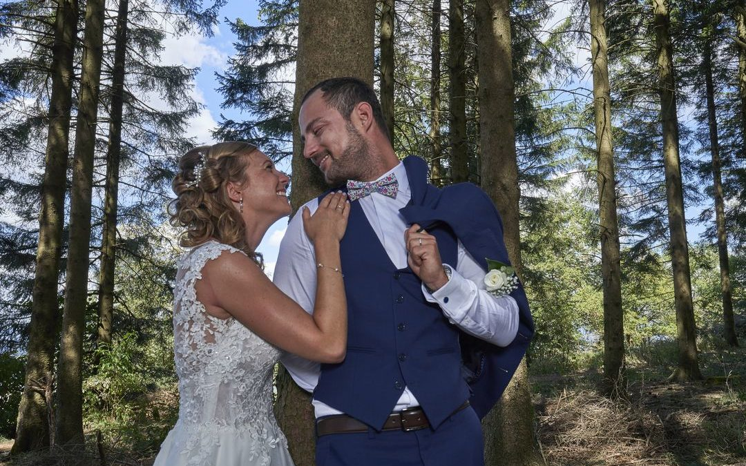 Mariage de Pauline & Jordane